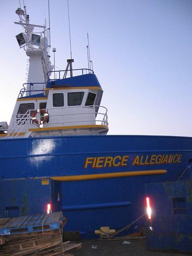 F V Fierce Allegiance Fisherynation Com