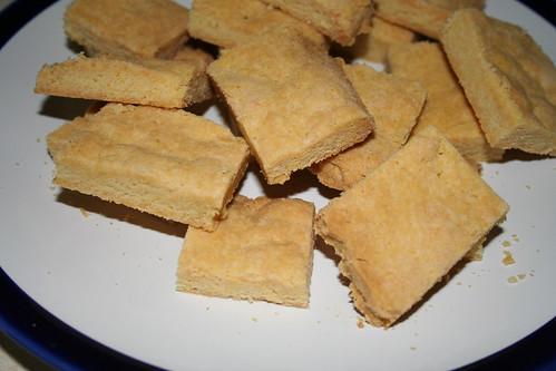 2007-04-21 - Shortbread, cornmeal, cigarette ash flavour - 168