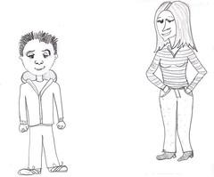 Darío y Bea