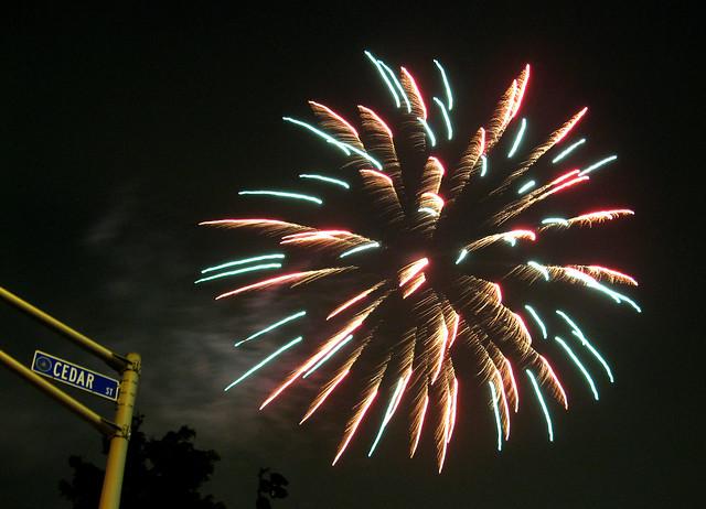 somerville independence day fireworks