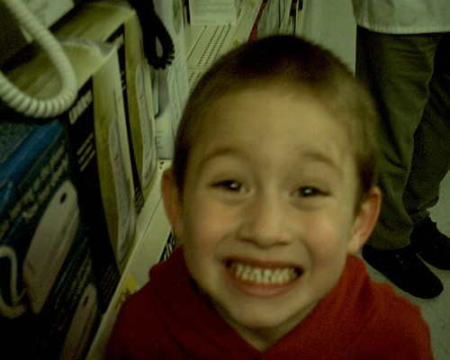 MY SON MATTHEW!