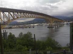 Ironworkers Memorial Second Narrows Bridge