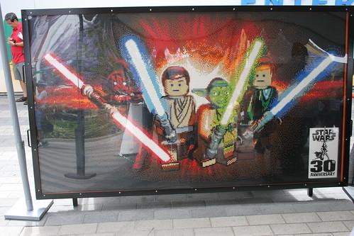 Sith/Jedi Mosaic