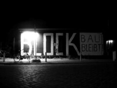 BLOCK BAU BLEIBT - by spanier