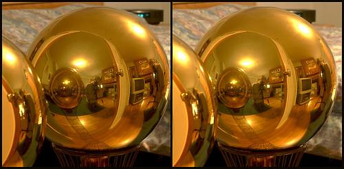 3D HDR Globes