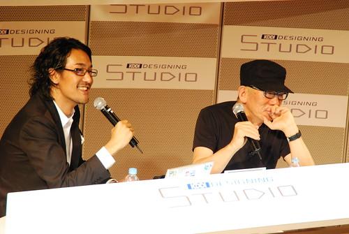INOKO toshiyuki & SAKAI naoki - Actface, KDDI Designing Studio #14