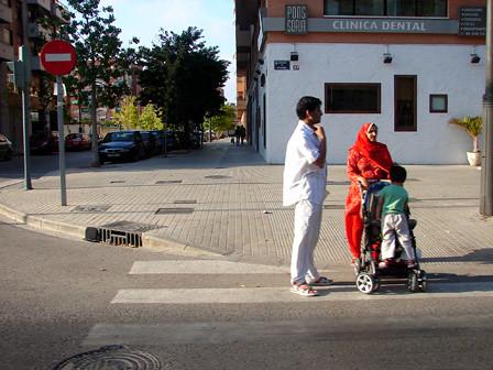 Extranjeros en España