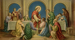 Last Supper, Holy Communion