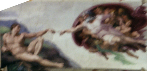 Creation of Adam - SistineChapel