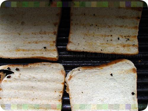 bbq toast