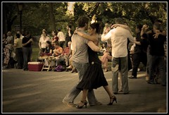 Tango in Central Park - by MCSimon