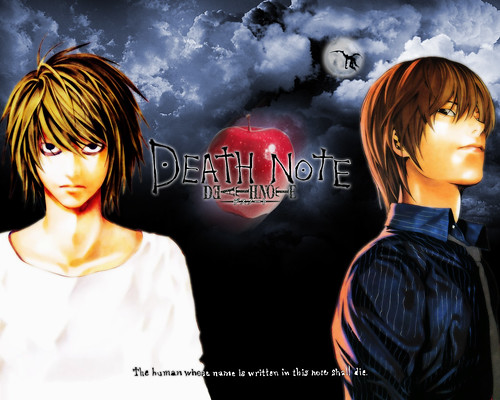 deathnote wallpapers. deathnote-wallpapers