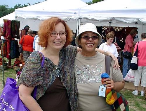 Susan and Karen, Cosmic Twins!