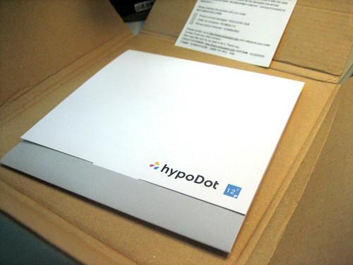 hypoDot 12^2 內包裝