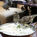 Sparrows on Rice #1