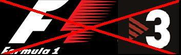 No a la F1 a TV3