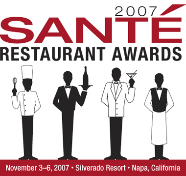 Sante Restaurant award