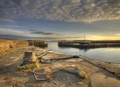 Castlehill Harbour (North Light) Tags: scotland hdr caithness
