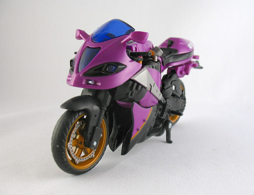 Transformers Movie Arcee (alt mode)