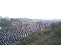 Wrocaw Gdw 22.09.2007 (szogun000) Tags: railroad station yard poland polska rail railway wroclaw wrocaw pkp dolnylsk lowersilesia dolnolskie 22092007 wroclawgadow