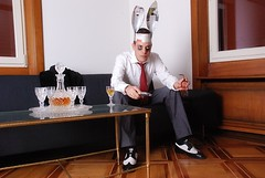 business (ekigilo) Tags: selbstportrait esel konsum consumptiondonkey