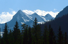 tripletopped (storm light) Tags: mountain bc guessed selkirkmountains whereamiinbc nordicmountain