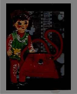 Red bag fixed by Photostudio.