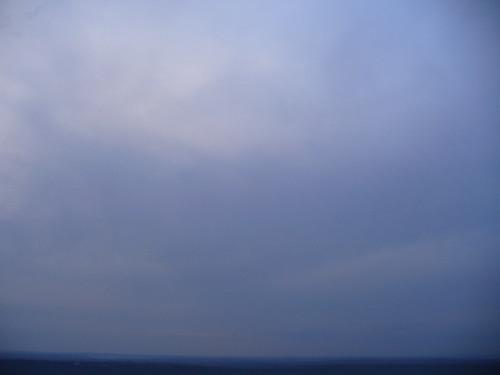 Sky above Trenton