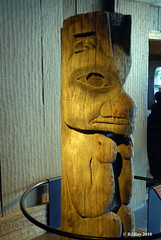 Haida Totem Pole - Museum of Civilization