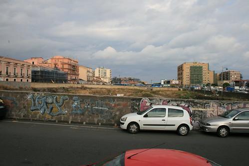 Catania, Corso Martiri della Libertà
