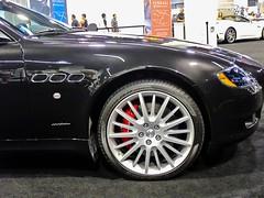 2010 Maserati Quattroporte GTS