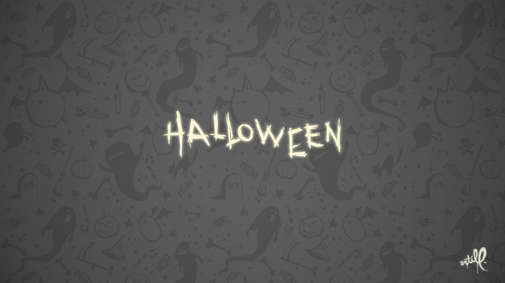 halloweeen wallpaper