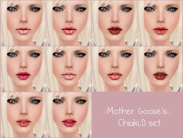 .::Mother Goose's::. Chiaki_D set