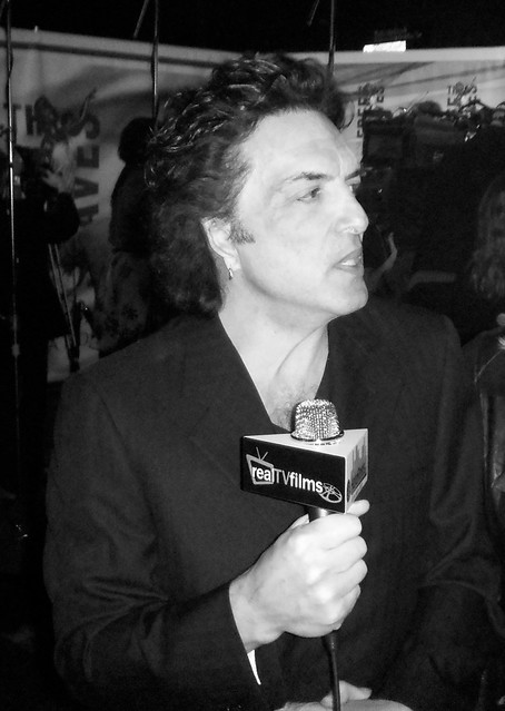 Paul Stanley, Lead Singer of KISS, Freedom Choice Awards 2010