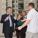 10.11.04  Macri entrega las primeras llaves del complejo de viviendas Castañares en Parque Avellaneda