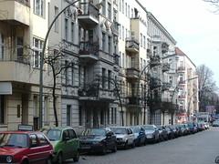 Die Jüterboger Straße