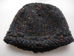 Grey Tweed Dulaan Hat