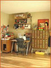 the office - by bitsandbobbins
