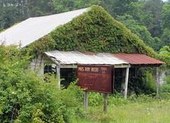 Mrs. Roy Redd (Alyce Roper)Cuba Ga. (Robert Lz) Tags: wood old houses robert barns explore oldbarns abandon stuff weathered stores tinroof lz robertelzey robertlz mrsroyreddscountrystore cubaga buildin1948 shewasbornin1900 alyceroper justold