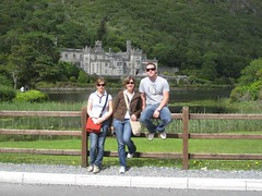 Kylemore Abbey (guilleroa) Tags: ireland connemara kylemore