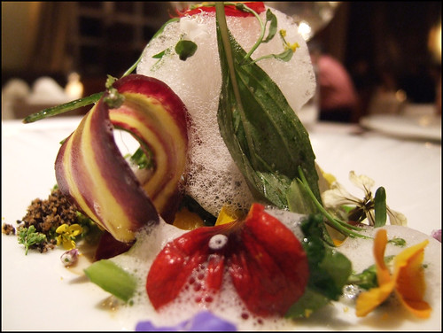 Manresa (Los Gatos) - The vegetable garden