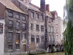 Gent (++Rob++) Tags: houses belgium belgie gent gand leie huizen
