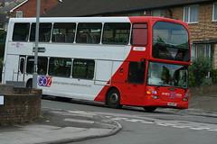 trip07_038 (djp3000) Tags: gedling bus nottinghamcitytransport doubledecker go2 nct transit publictransit publictransport red44 nct682 682 scaniaomnidekka