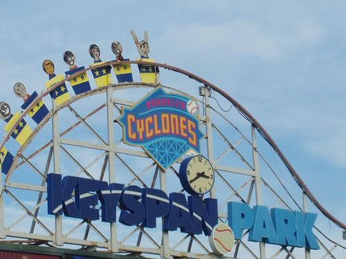 Cyclones Coaster