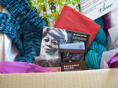 Sockapalooza 4 Gift Box