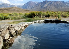 Hot Spring in the Eastern Sierras (Waves) Tags: hotspring skinnydipping easternsierras easternsierranevada