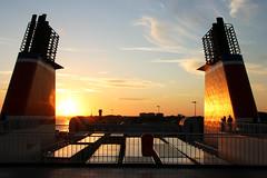 sunset stacks 2 - by Jasmic
