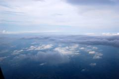 (Vongles) Tags: shadow sky clouds airplane flight cumulus cloudformation stratus cirrocumulus cirrus cumulonimbus altocumulus troposphere altostratus stratocumulus noctilucent cirrostratus nimbostratus cloudwatching