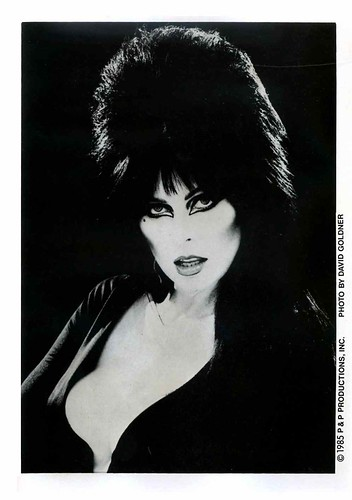 Elvira's House of Mystery Special 66