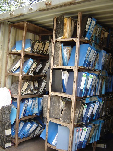 Uganda paper-based system
